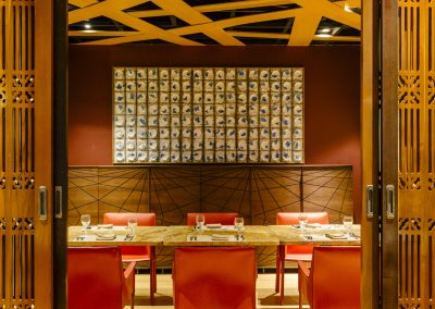 Private Dining Room in Kenyang Restaurant