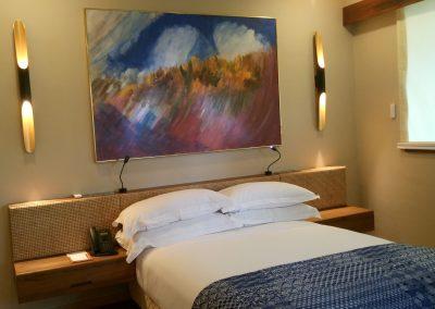 Forest-view Villa -- Ground Floor Wheelchair-Accessible Master Bedroom